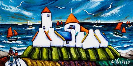 Annie Robinson (b.1961), Going Home from Church at Morgan O'Driscoll Art Auctions