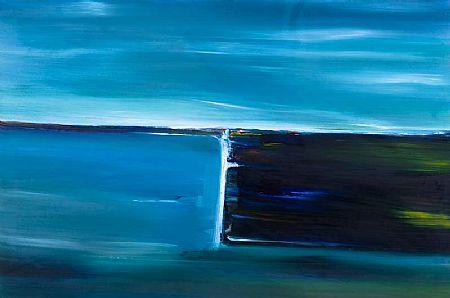 Majella O'Neill Collins (20th/21st Century), Divided Shoreline Off Sherkin at Morgan O'Driscoll Art Auctions