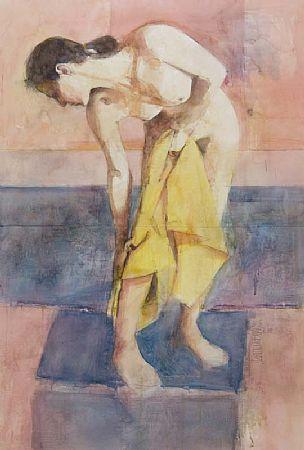 Brian Denington (b.1944), Nude Study at Morgan O'Driscoll Art Auctions