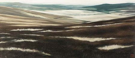 Guy Hanscomb (b.1968), Dunes at Morgan O'Driscoll Art Auctions
