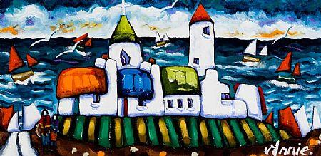 Annie Robinson (b.1961), Heaven's Rest at Morgan O'Driscoll Art Auctions