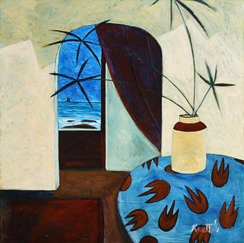 Graham Knuttel, The Getaway at Morgan O'Driscoll Art Auctions