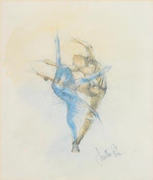 Jonathon Poole, Dancing at Morgan O'Driscoll Art Auctions