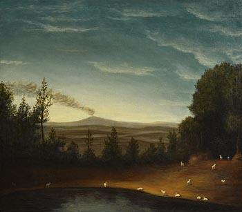 Robert Ryan, A Place of Refuge at Morgan O'Driscoll Art Auctions