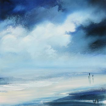 Paula McKinney, Approaching Storm at Morgan O'Driscoll Art Auctions