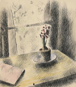 Daniel O'Neill, Still Life by the Window at Morgan O'Driscoll Art Auctions