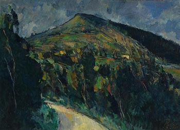 Peter Collis, Knockree Mountain After Rain at Morgan O'Driscoll Art Auctions