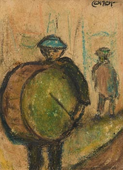 William Conor, The Drummer at Morgan O'Driscoll Art Auctions