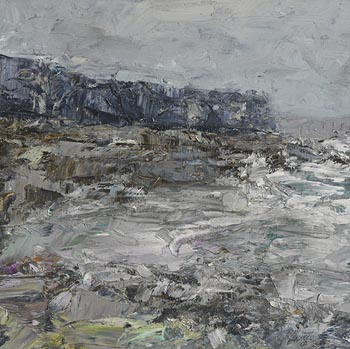Sea Cove, Inish Mor (2008) at Morgan O'Driscoll Art Auctions