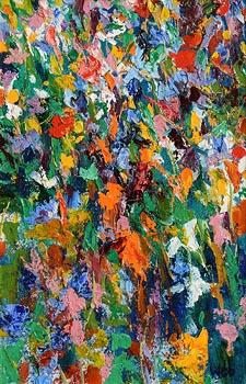 Kenneth Webb, July Profusion at Morgan O'Driscoll Art Auctions