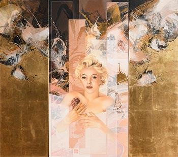 David Graux, Eternal Snows at Morgan O'Driscoll Art Auctions