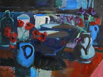Brian Ballard, Two Jugs at Morgan O'Driscoll Art Auctions