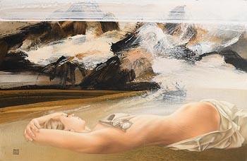 David Graux, Ondine at Morgan O'Driscoll Art Auctions