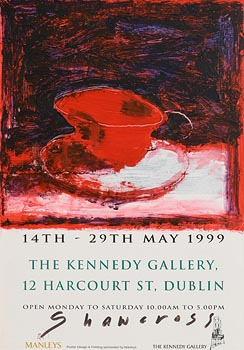 Neil Shawcross, The Kennedy Gallery Exhibition 1999 at Morgan O'Driscoll Art Auctions