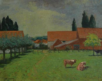 Patrick Leonard, A Summer's Day at Morgan O'Driscoll Art Auctions