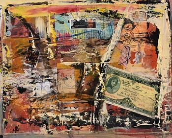 John Kingerlee, Lady at Morgan O'Driscoll Art Auctions