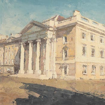 Trinity College, Chapel I (2006) at Morgan O'Driscoll Art Auctions
