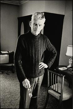 John Minihan, Samuel Beckett Room 604, The Hyde Park Hotel, London (1980) at Morgan O'Driscoll Art Auctions