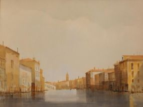 Martin Mooney (b.1960), Venice at Morgan O'Driscoll Art Auctions