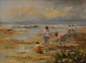 Elizabeth Brophy (20th/21st Century), Low Tide at Morgan O'Driscoll Art Auctions