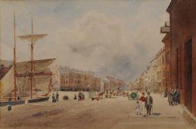 Joseph William Carey RUA (1859-1937), Belfast, 1929 at Morgan O'Driscoll Art Auctions