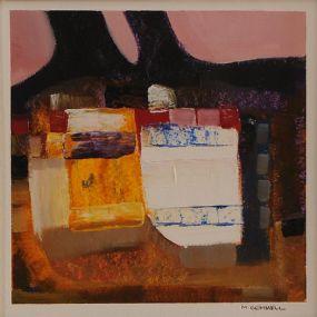 Michael Gammell (b.1950), Summer Landscape at Morgan O'Driscoll Art Auctions