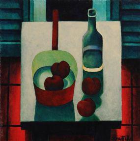 Graham Knuttel (b.1954), Still Life at Morgan O'Driscoll Art Auctions