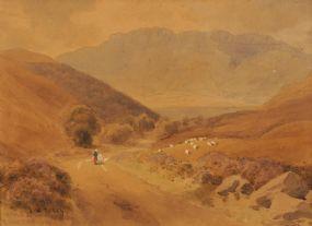 Joseph William Carey RUA (1859-1937), Near Rosstrevor at Morgan O'Driscoll Art Auctions