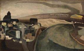 Patrick Pye RHA (b.1929), Landscape at Morgan O'Driscoll Art Auctions