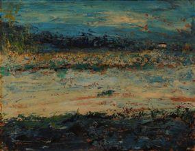 Daniel O'Neill (1920-1974), Landscape at Morgan O'Driscoll Art Auctions