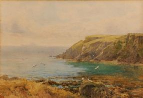 Helen O'Hara (1846-1920), Clonakilty Bay, Co Cork at Morgan O'Driscoll Art Auctions