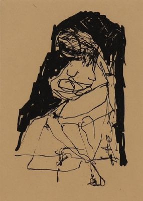 Tracy Emin (b.1963) British, Mother & Child at Morgan O'Driscoll Art Auctions