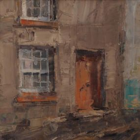 Aidan Bradley (20th/21st Century), Door Way Castletownsend at Morgan O'Driscoll Art Auctions