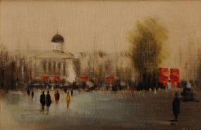 Anthony Robert Klitz (1917-2000), St. Paul's Cathedral at Morgan O'Driscoll Art Auctions