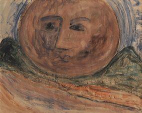 Gerard Dillon RHA RUA (1916-1971), Connemara Moon at Morgan O'Driscoll Art Auctions