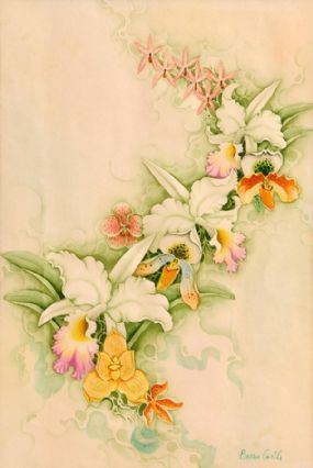 Barrie Castle (1935-2006), Flower Study at Morgan O'Driscoll Art Auctions