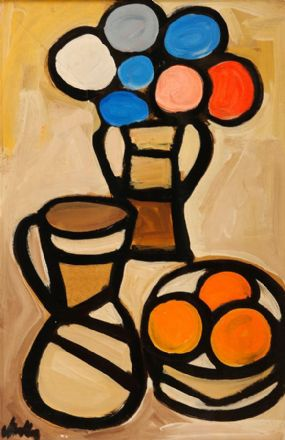 Markey Robinson (1918-1999), Still Life at Morgan O'Driscoll Art Auctions