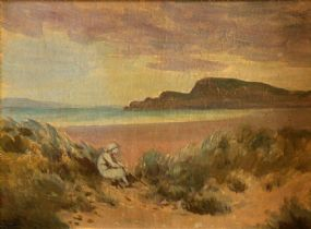 George Russell (AE) (1867-1935), Marbel Strand, Dunfanahy at Morgan O'Driscoll Art Auctions