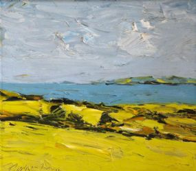 Michael Flaherty (b.1950), Seascape at Morgan O'Driscoll Art Auctions