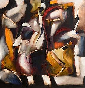Michael Gemmell, Under the Land at Morgan O'Driscoll Art Auctions