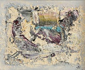 John Kingerlee (b.1936), On the Rocks, January Lively Sea at Morgan O'Driscoll Art Auctions