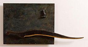 Patrick O'Reilly (b.1957), Man and Snake at Morgan O'Driscoll Art Auctions