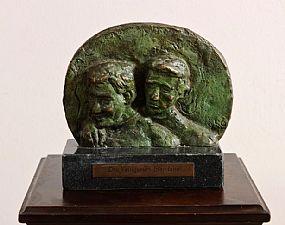 Yann Renard Goulet RHA (1914-1999), Des Vainqueurs Irlandaise at Morgan O'Driscoll Art Auctions