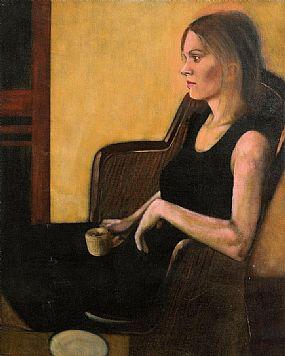 Brian Smyth (b.1967), Relaxing at Morgan O'Driscoll Art Auctions