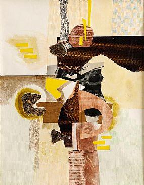 George Campbell RHA RUA (1917-1979), Diverse Forms at Morgan O'Driscoll Art Auctions