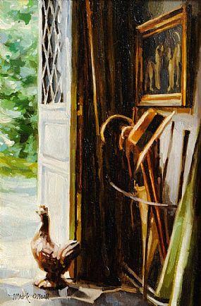 Mark O'Neill (b.1963), A Gentleman's Home at Morgan O'Driscoll Art Auctions