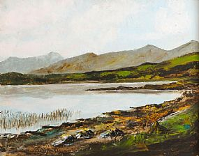 Seamus O'Colmain (20th/21st Century), West of Ireland Landscape at Morgan O'Driscoll Art Auctions