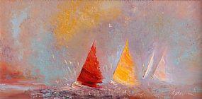 Carol Ann Waldron (20th/21st Century), Colour Fast at Morgan O'Driscoll Art Auctions