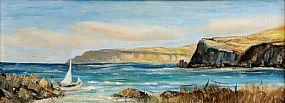 Norman J. McCaig (1929-2001), Setting Sail at Morgan O'Driscoll Art Auctions