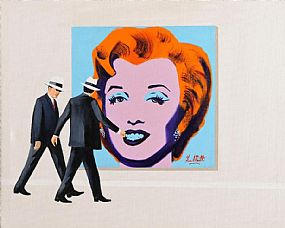 Ken O'Neill (20th/21st Century), Marilyn Monroe Series at Morgan O'Driscoll Art Auctions
